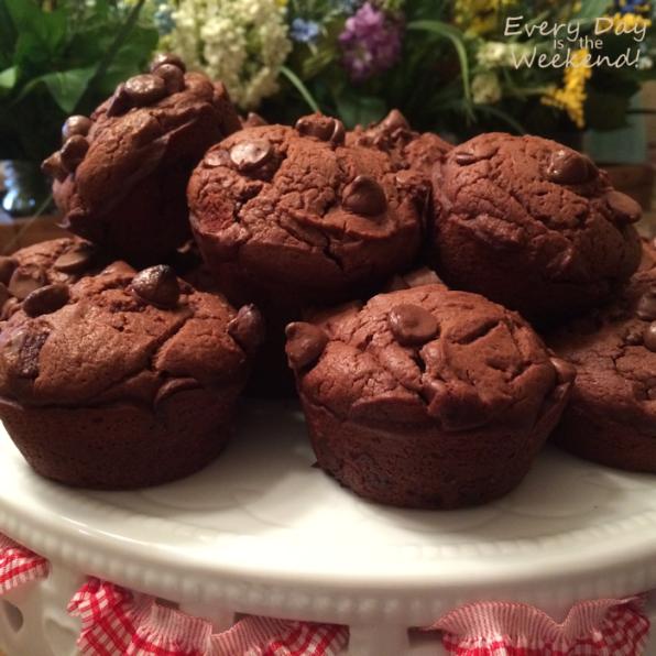 Mudslide Muffins