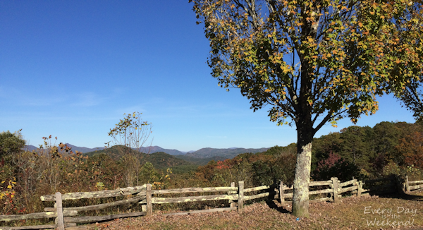 Destination: Blue Ridge, GA