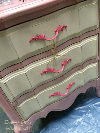 Every Day is the Weekend! l Ooops! How NOT to paint your furniture!